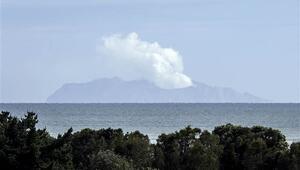 Yeni Zelandadaki yanardağ patlamasında ölü sayısı 21e çıktı