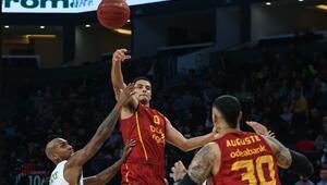 Galatasaray evinde UNICS Kazana şans tanımadı