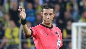 MHK en kritik maça Bay Kırmızıyı atadı