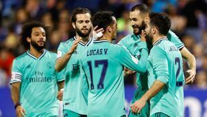 İspanya Kral Kupasında favoriler turladı