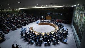 Filistinden ABDye karşı BMGK adımı