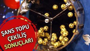 MPİ Şans Topu sonuçları sorgulama linki | Şans Topunda haftanın kazanan numaraları belli oldu