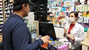 Koronavirüs salgını İstanbul Havalimanında maske satışlarını arttırdı