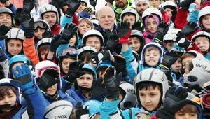 Başkan Sekmen, Erzuruma kayakçı ordusu kurdu