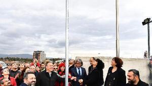 Yeşilova Höyüğüne kırmızı bayrak çekildi