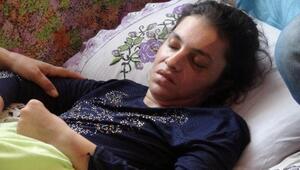 Eşini öldüresiye döven eden koca tutuklandı