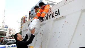 Silifke'den deprem bölgesine yardımlar yola çıktı