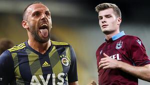 Trabzonspor - Fenerbahçe maçında gözler Muriqi ve Sörlothta