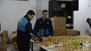 İstanbul Bahçelievlerde sahte parfüm operasyonu
