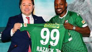 Son dakika transfer haberleri | Bursaspor, Traore ile sözleşme imzaladı