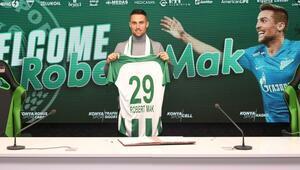 Son dakika transfer haberleri   Robert Mak resmen Konyasporda