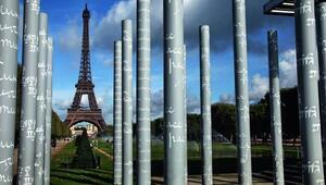 Güneş şehri Paris
