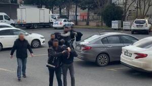 Silah zoruyla senet imzalatan 5 kişi gözaltına alındı