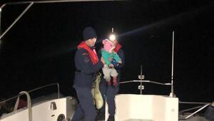 Kuşadasında 38 kaçak göçmen yakalandı