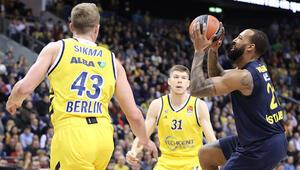 ALBA Berlin 70-74 Fenerbahçe Beko