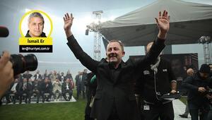 Beşiktaşta 22 bin kişilik Sergen Yalçın rekoru