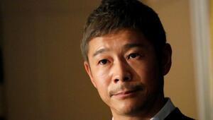 Japon milyarder, Ay yolculuğuna çıkacağı hayat arkadaşını aramaktan vazgeçti