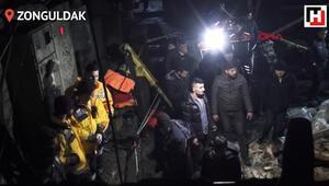 Zonguldakta ruhsatsız işletilen maden ocağında göçük meydana geldi