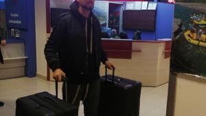 Manuel da Costa imza için Trabzonda