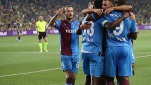 Trabzonspor, Fenerbahçe karşısında galibiyet hedefliyor