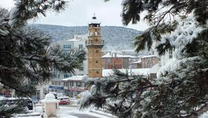 Yozgatta kar yağışı nedeniyle 178 köy yolu kapandı
