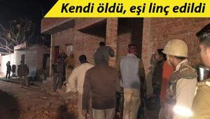 Hindistanda kızı için sahte doğum günü partisi düzenleyip 23 çocuğu rehin alan adam öldürüldü, eşi linç edildi