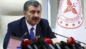 Son dakika haberler.. Sağlık Bakanı Koca: 11 bin yolcu tarandı, şüpheli 68 kişiden numune alındı