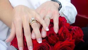 Evliliğin maliyeti 80 bin TL