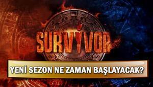 Survivor 2020 sezonu ne zaman başlayacak Survivor yeni sezon yarışmacıları belli oldu mu