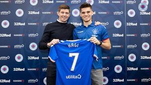 Son Dakika Transfer Haberleri | Ianis Hagi resmen Rangersta