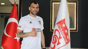 Son Dakika Transfer Haberleri   Sivasspor, Petar Skuletic transferini resmen açıkladı