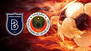 Başakşehir Gençlerbirliği maçı ne zaman saat kaçta hangi kanalda