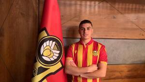 Yeni Malatyaspor, Karim Hafezi kadrosuna kattı