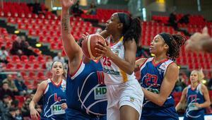 Bellona Kayseri Basketbol 93-97 Büyükşehir Belediyesi Adana Basketbol