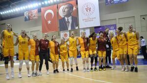 Galatasaray 90-79 ÇBK Mersin Yenişehir Belediyespor