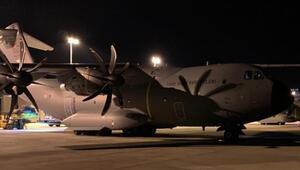 Son dakika... Çindeki Türk vatandaşlarını getirecek askeri uçak Moğolistanda