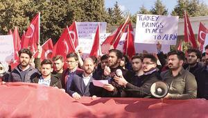 Boğaziçi'nde Afrin cezası: 10'ar ay hapis