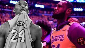 Los Angeles Lakers - Portland Trail Blazers maçında Kobe Bryantın mirasına saygısızlık