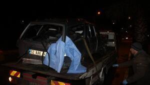 Orduda kaldırıma çarpan otomobil, sahile uçtu: 2 ölü, 2 yaralı