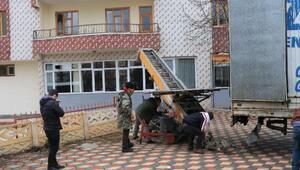 Nakliyeciler, Elazığda depremzedeler için seferber oldu
