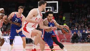 THY Euroleaguein 22. haftasında Türk takımları 2de 2 yaptı