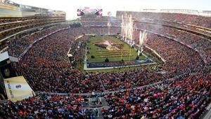 Super Bowlda biletler 8 bin dolara yükseldi 4 saatte için 17 milyar dolar harcanacak