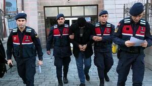 Eskişehirde hırsızlık şüphelisi 3 kişi yakalandı