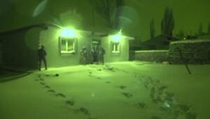 Karsta organize suç örgütüne operasyon: 22 gözaltı