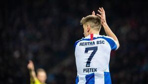 Ara transferin lideri Hertha Berlin oldu Ne kadar para harcandı