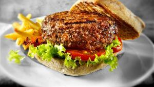Kuzine Fırında Hamburger Köftesi Tarifi