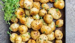 Kuzine Fırında Patates Tarifi