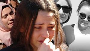 Eski eş kurbanı anne ve kızına acı veda... Gözyaşları sel oldu