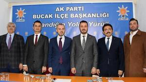 AK Partili Kandemir: Mesele milletin değerlerine birileri hakaret ettiğinde siz ne yapıyorsunuz