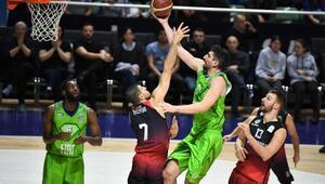 TOFAŞ - Gaziantep Basketbol: 108-88